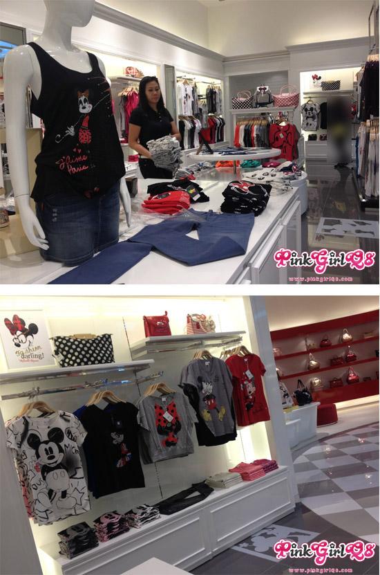 Disney Fashion By Liwa Now Open @TheDubaiMall | PinkGirlQ8