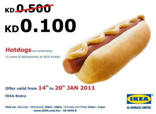 ikea hotdogs celebrations pinkgirlq8. Black Bedroom Furniture Sets. Home Design Ideas